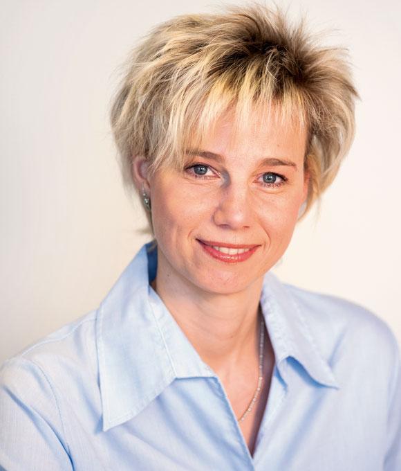Porträt von Frau Richter-Heinz