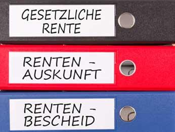 Ohne zeitlichen Stress und nervigen Aufwand holen die Rentenberater und Rechtsanwälte von rentenbescheid24.de die gewünschten Rentenpapiere von der Deutschen Rentenversicherung ein. Sind die Unterlagen von der Deutschen Rentenversicherung eingetroffen, gibt es im Bedarfsfall schon erste Tipps und Hinweise.