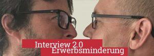 Das zweite Interview zu den Fragen der Besucher und Leser in Sachen Erwerbsminderungsrente, exklusiv auf rentenbescheid24.de