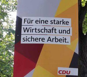 Die CDU und CSU verraten in ihrem Wahlprogramm, was sie mit der rente vorhaben. rentenbescheid24.de arbeitet die wichtigsten Punkte heraus.
